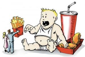 Kinetoterapia la copii cu obezitate de gradul I, II si III